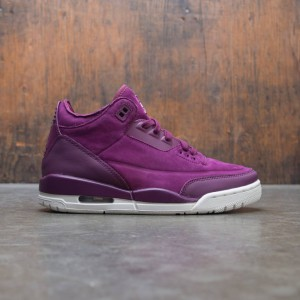 WMNS AIR JORDAN 3 RETRO SE Women (bordeaux / bordeaux-phantom)