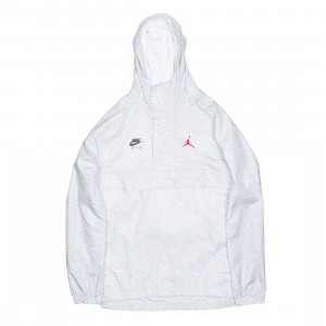 Jordan Men Sportswear Wings 1988 Anorak (white / gym red)