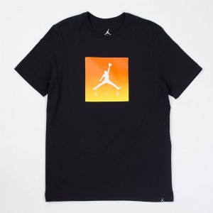 Jordan Men Sportswear Like Mike Jumpman Air Tee (black)