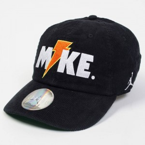 Jordan Men Unisex Heritage86 Like Mike Hat (black / pine green / black)