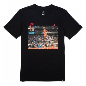 Jordan Men Sportswear 1988 Dunk Tee (black)
