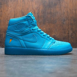Air Jordan 1 Retro High OG Men (blue / blue lagoon)
