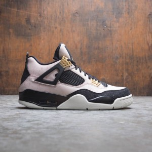 AIR JORDAN 4 RETRO Women WMNS (silt red / black-phantom-volt)