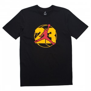 Air Jordan 13 Jumpman Tee Men (black)