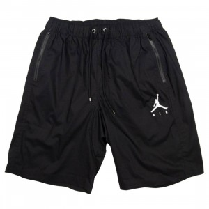 Jordan Men Jumpman Shorts (black / white)