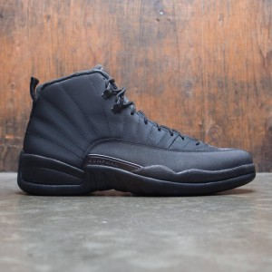 AIR JORDAN 12 RETRO WNTR Men (black / black-anthracite)