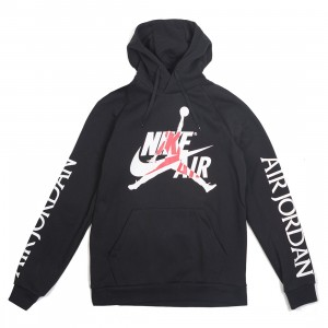 Jordan Men Jumpman Classics Hoody (black / white)