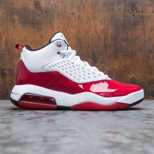 Jordan Men Maxin 200 (white / black-gym red)
