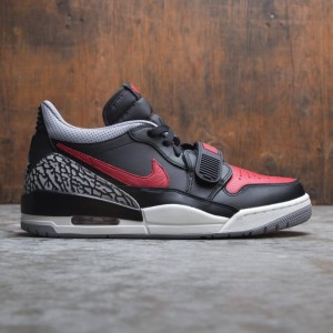 AIR JORDAN LEGACY 312 LOW Men (black / varsity red-black-cement grey)