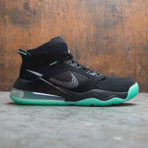 Jordan Men Mars 270 (black / reflect silver-green glow)