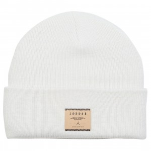 Jordan Men Utility Beanie (light bone)