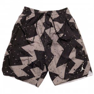 Jordan Men Jumpman Shorts (smoke grey / white)