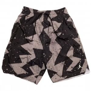 Jordan Men Jumpman Shorts (smoke grey / white)