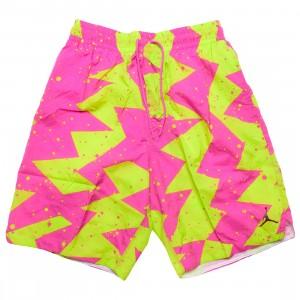 Jordan Men Jumpman Shorts (active fuchsia / bordeaux)