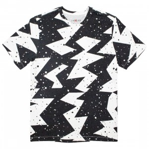 Jordan Men Printed Poolside Tee (black)