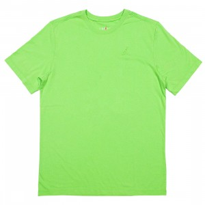Jordan Men Tee (green strike / green strike)