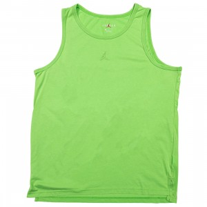 Jordan Men Tank Top (green strike)