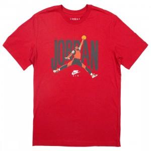 Jordan Men Tee (gym red)