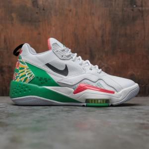 Jordan Men Zoom '92 (summit white / black-lucky green-track red)