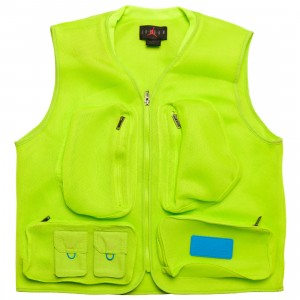 Jordan Men 23 Engineered Vest (cyber / laser blue)