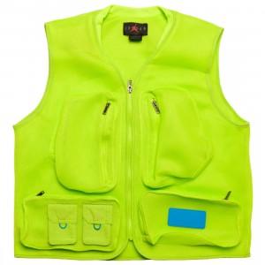 Jordan Men 23 Engineered Vest (cyber / laser blue)