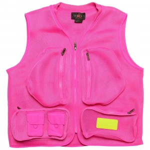 Jordan Men 23 Engineered Vest (active fuchsia / cyber)