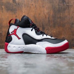 Jordan Men Pro RX (white / gym red-black)