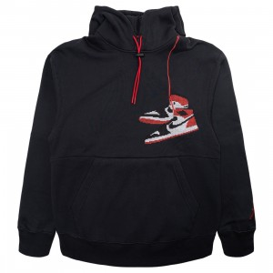 Jordan Men Jordan Jumpman Holiday Hoody (black)