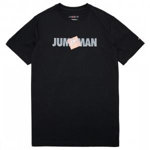 Jordan Men Jumpman Classics Tee (black / white)