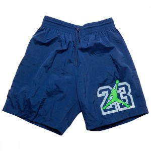 Jordan Men Legacy AJ13 Poolside Shorts (navy)