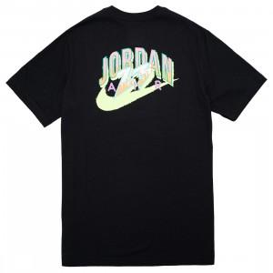 Jordan Men 23 Swoosh Tee (black)