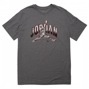 Jordan Men Air Tee (carbon heather)