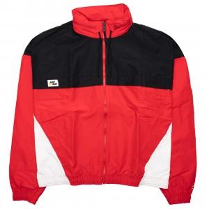 Jordan Men Jumpman Windbreaker (university red / black / white / black)