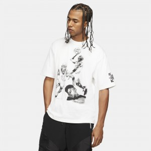 Jordan Men Jordan x Off-White Tee (white)