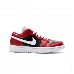 Air Jordan 1 Low Women (gym red / white-black)