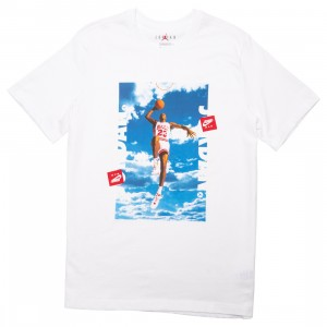 Jordan Men Jordan Photo Tee (white)