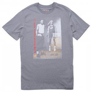 Jordan Men Jordan AJ3 Tee (smoke grey)