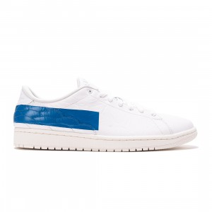 Air Jordan 1 Centre Court Men (white / military blue-sail)