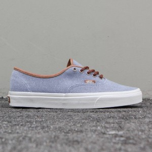 Vans Men Authentic DX - Brushed (blue / blmrg)