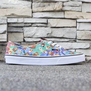 Vans x Nintendo Men Authentic - Super Mario Brothers (multi / tie dye)