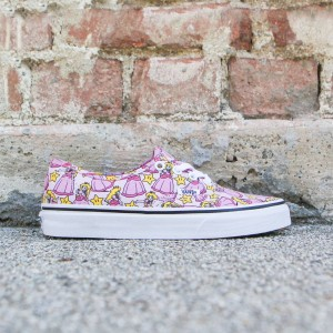 Vans x Nintendo Women Authentic - Princess Peach (pink)