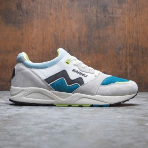 Karhu Men Aria (white / bright white / ocean depths)
