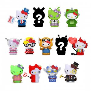 Kidrobot x Sanrio Hello Kitty Time To Shine Mini Series Figure - 1 Blind Box