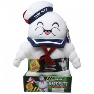 Kidrobot Ghostbusters Stay Puft Marshmallow Man HugMe Plush (white)