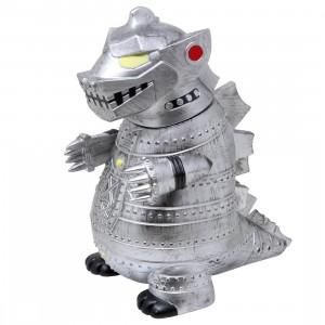 Kidrobot x Godzilla MechaGodzilla Battle Ready Edition 8 Inch Art Figure (silver)