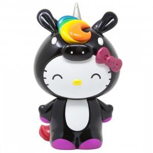 Kidrobot Sanrio Hello Kitty Unicorn 8 Inch Art Figure (black)