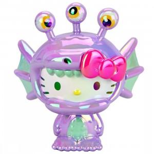 Kidrobot Hello Kitty Kaiju 3 Inch Mini Figure Series - Aquados Violet (purple)