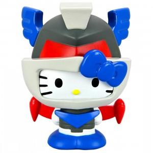 Kidrobot Hello Kitty Kaiju 3 Inch Mini Figure Series - Mechazoar Knight (blue)