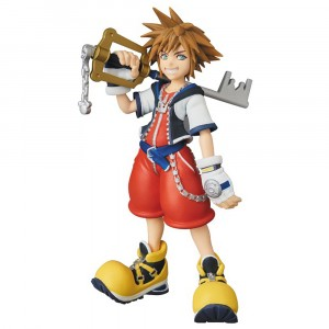 PREORDER - Medicom UDF Kingdom Hearts Sora Ultra Detail Figure (red)