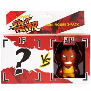 Kidrobot x Street Fighter Balrog Mini Figure 2 Pack - 1 Blind Box